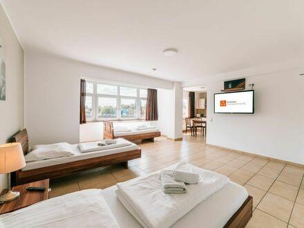 Apartment direkt am Rhein in Köln Niehl