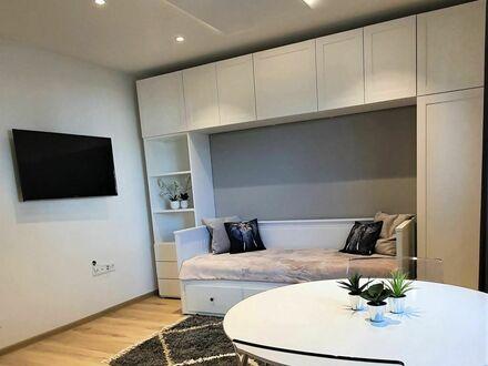 1-Zi Business Apartment - gemütlich und hochwertig