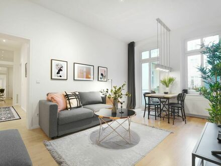 3 Zimmer Luxus Apartment mit Wohnküche