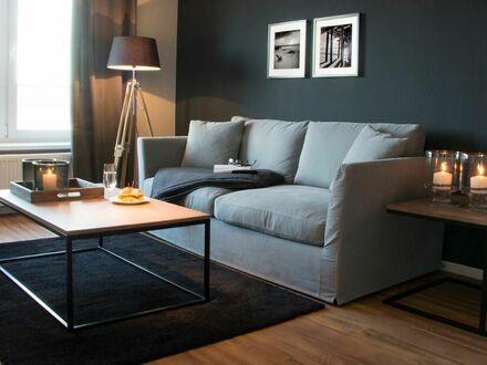 Stilvoll eingerichtetes Apartment in Hamburg