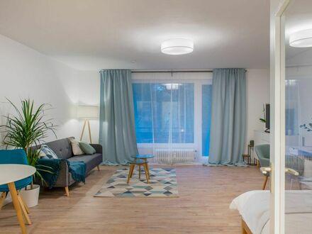 Modern eingerichtetes Apartment in Hamburg-Norderstedt