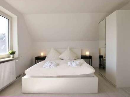 IHR ZUHAUSE AUF Zeit in Sahlenburg - modernes 3 ZI - Apartment 03 im OG