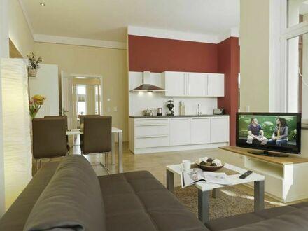 Frisch renovierte Wohnung