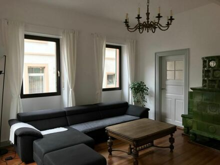 Komfortables Altbau-Apartment Nähe Heidelberg und Mannheim