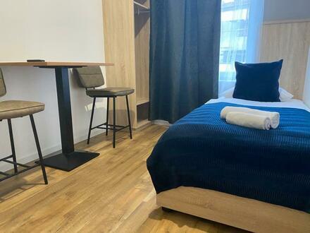 Mikro-Apartment als Einzelnutzung