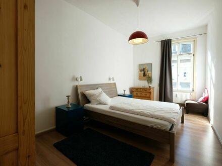 2-Schlafzimmer-Apartment im Herzen Marburgs