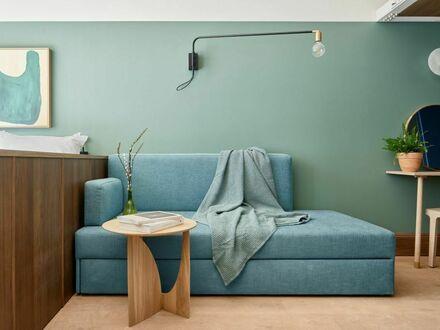 Gemütliche und schön gestaltete 2-Bett-Wohnung