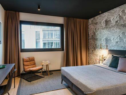 Smart Serviced Apartment mit Balkon in Hamburg HafenCity