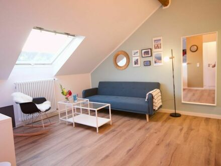 Düsseldorf/Neuss: Neu erstellte 1,5-Zimmer-Wohnung-Corona frei