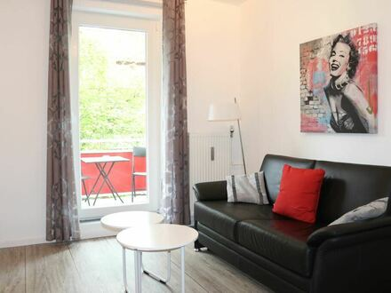 Modernes Apartment in guter Lage