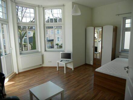 schönes Einzimmer-Apartment in repräsentativer Stadtvilla
