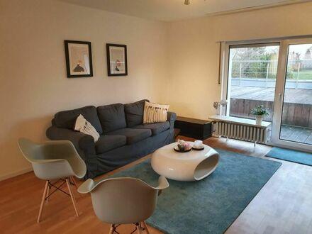 Ruhige Wohnung mit Dachterrasse und guter Anbindung im bevorzugten Essener Süden