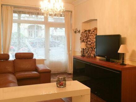 Möblierte topsanierte Wohnung in Gründerzeitvilla