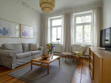 Lichtdurchflutetes Apartment in Hamburg