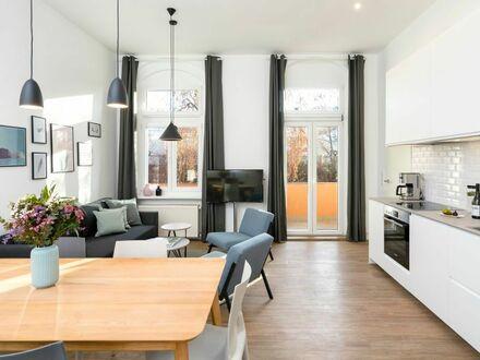 wunderschönes, gemütliches Apartment mit Balkon in Wedding by BENSIMON