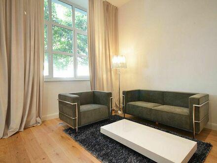 Anspruchsvolles temporäres Geschäftshaus mit 1 Schlafzimmer in Frankfurt bei Palmengarten