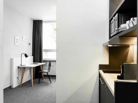 Hochwertig eingerichtetes SINGLE Apartment