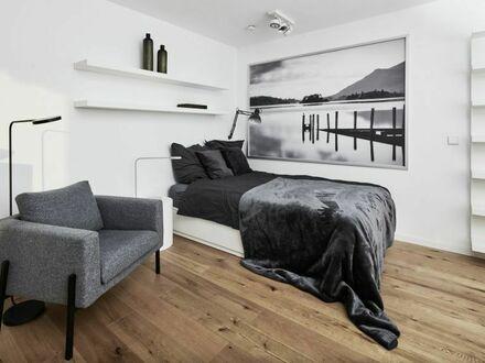 lichtdurchflutetes Apartment