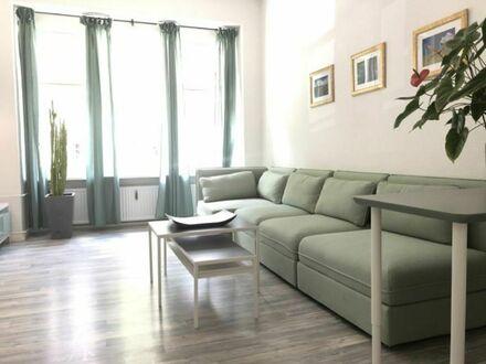 """Frisch renoviertes Apartment im Herzen von Kreuzbergs """"Wrangel-Kiez"""""""