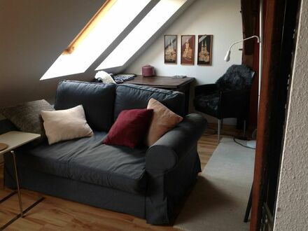 Studio Apartment mit Schlafzimmer