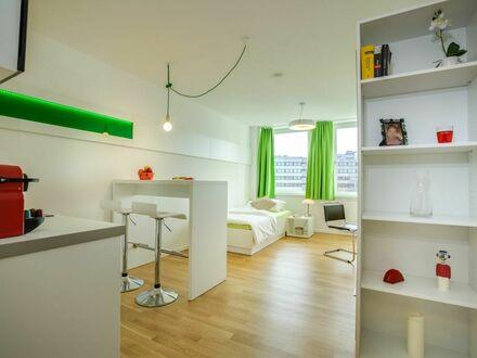 Modernes Serviced Apartment in Nürnberg