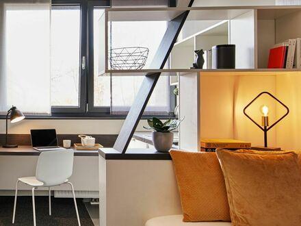 Schönes Basis-Apartment am Olympiazentrum