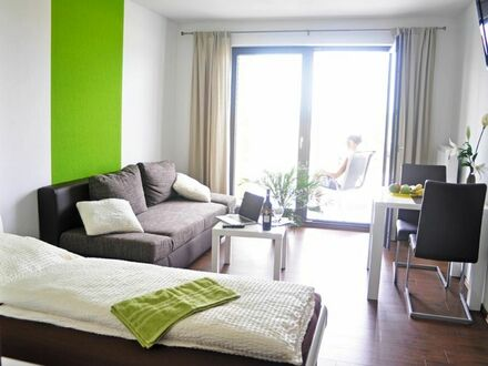 Voll möbliertes Apartment in Crailsheim