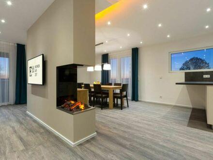 Modernes Apartment mit Sauna