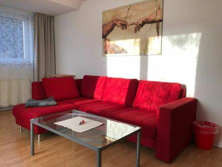 Maisonette Wohnung mit Balkon ruhig aber zentral gelegen