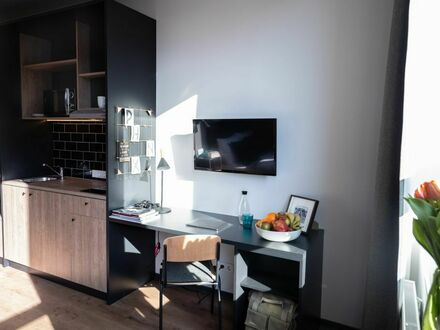 Komfortables Studio Apartment in optimaler Lage