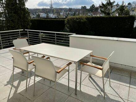 Great luxury apartment in Stuttgarts famous hillside