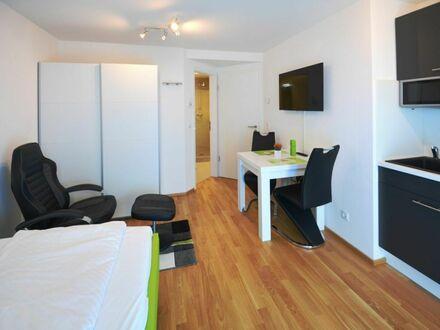 Preiswertes Serviced-Apartment nahe Frankfurt