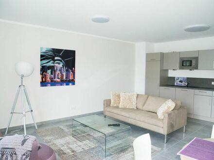 Schönes, ruhiges Apartment mit Terrasse zum Garten