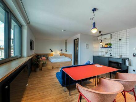 Modernes Apartment in Berlin Friedrichshain
