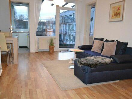 Helle 2-Zi-Wohnung in Sendling