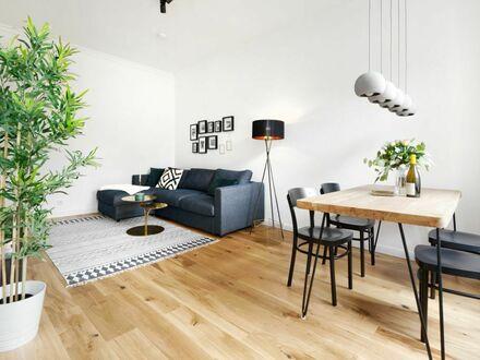 Lichtdurchflutete Wohnung perfekt für Paare und Singles mitten im schönen Winskiez mit Blick auf den Alex