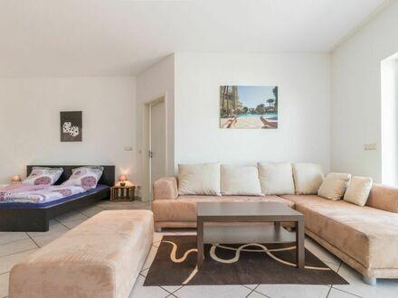 120m² Wohnung mit 3 Schlafräumen für 8 Personen