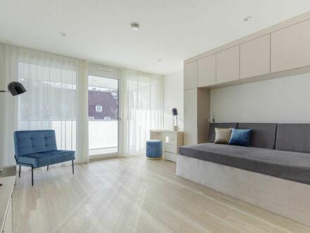 Großzügiges 1 Zimmer Apartment im Zentrum von Stuttgart