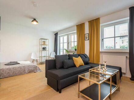 Schickes 1-Zimmer Apartment inklusive WLAN