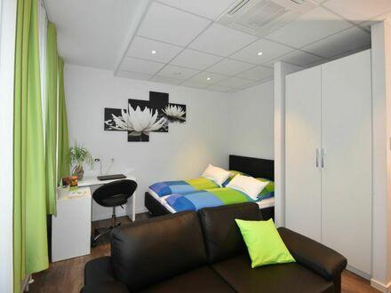 Business Apartment für 1-2 Personen - vollständig ausgestattet