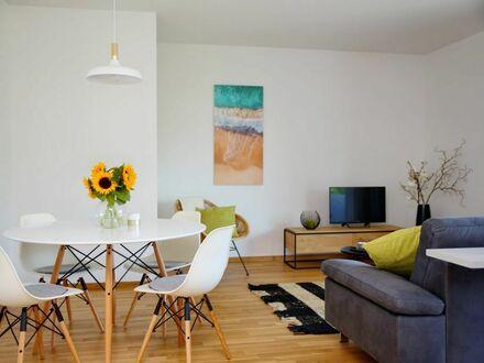 Traumwohnung: 2 Zimmer Luxus Neubau Stadtmitte