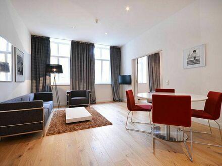Luxus-Business-Apartment mit 1 Schlafzimmer mitten in Frankfurt in der Nähe des Goethe-Hauses - perfekt für Zwischenmie…