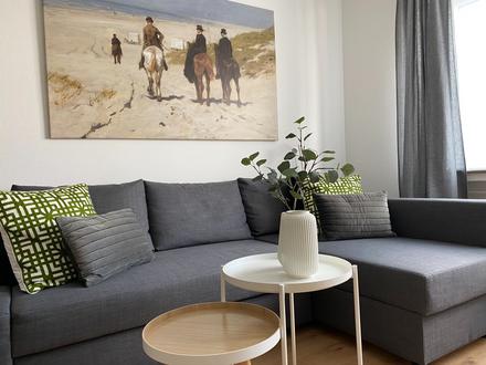 NEU renoviertes Serviced Apartment zum Einziehen und sich zu Hause fühlen.....