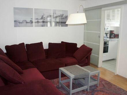 Eine moderne neu möblierte 2 Zimmerwohnung nahe Altstadt.