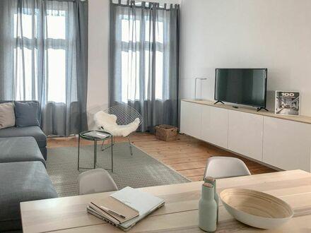 Frisch renoviertes 3-Zimmer Apartment mit historischen Stilelementen