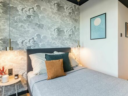 Xtra Smart Serviced Apartment mit Balkon in Hamburg HafenCity