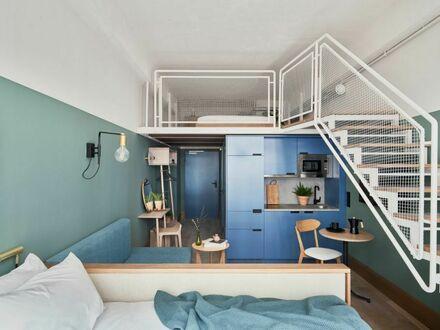 Schön gestaltete 2-Zimmer-Wohnung