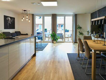 Modernes und exklusives 3-Zimmer Apartment