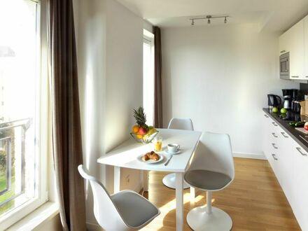 Zwei-Zimmer-Apartment im wundervollen Harvestehude