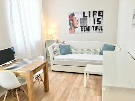 Neues Apartment in saniertem Altbau